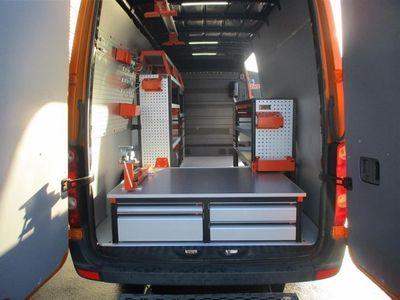 brugt VW Crafter L 2,0 TDI REOLBIL 163HK Van 2013