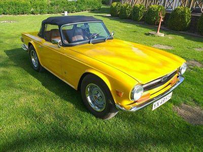 brugt Triumph TR6 1970