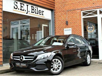 used Mercedes C200 d 1,6 Business stc. 136HK 5d