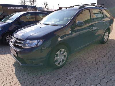 used Dacia Logan 1,5 DCi Ambiance Start/Stop 90HK