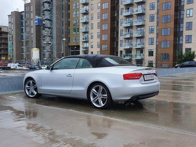 brugt Audi A5 Cabriolet 2,0 TFSI AUT.