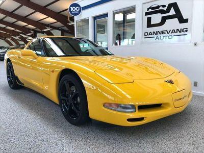 brugt Chevrolet Corvette aut.