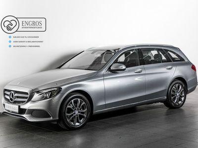 brugt Mercedes C200 1,6 BlueTEC Avantgarde stc.