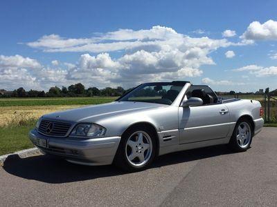 brugt Mercedes SL600 Cabriolet