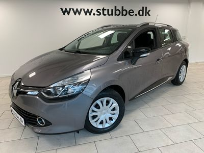 brugt Renault Clio Sport Tourer 0,9 TCE Expression Energy 90HK Stc A+