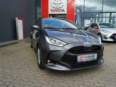 brugt Toyota Yaris 1,5 VVT-I T3 Smart 125HK 5d 6g