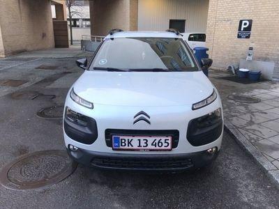 brugt Citroën C4 Cactus 1,2 4-DØRS MED BAGKLAP 5 Aut