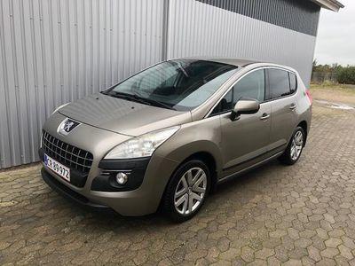 brugt Peugeot 3008 2,0 HDI FAP Premium 150HK 6g