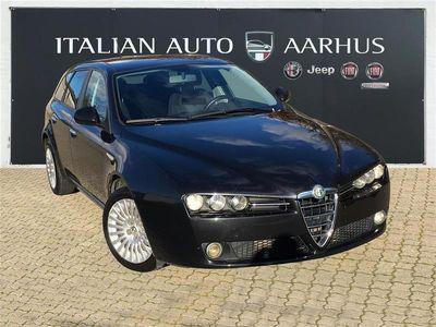 brugt Alfa Romeo 159 Sportwagon 1,9 JTD 16V 150HK Stc 6g