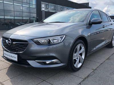 brugt Opel Insignia Grand Sport 1,5 Turbo Dynamic Start/Stop 165HK 5d 6g