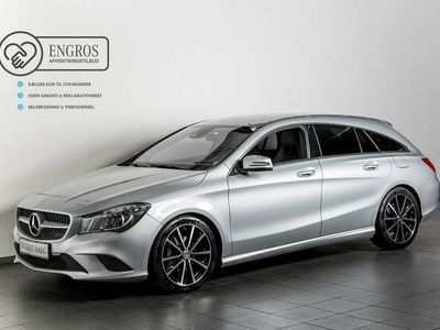 second-hand Mercedes CLA220 2,2 CDi SB aut.