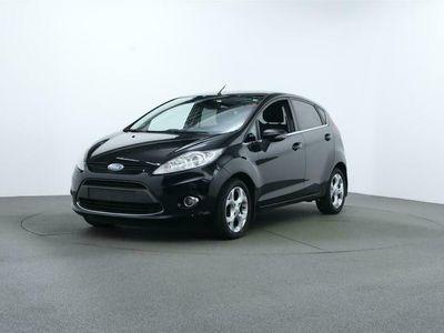 brugt Ford Fiesta 1,6 TDCi Titanium 90HK 5d A+