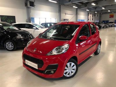 used Peugeot 107 1,0 Champion Air 68HK 5d