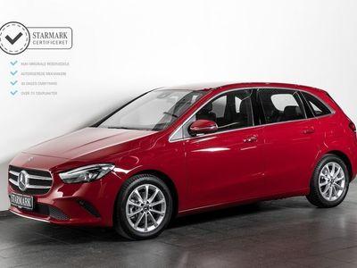 brugt Mercedes B200 1,3 Progressive Premium Line aut.