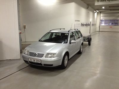 brugt VW Passat (Bora) 1,9 TDI 130 Variant TipTronic