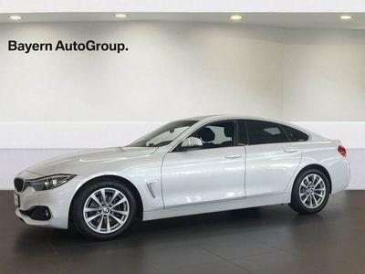 begagnad BMW 420 Gran Coupé i 2,0 aut.