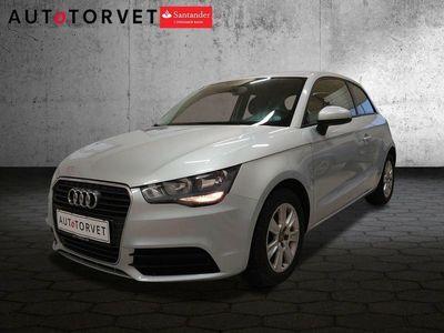 brugt Audi A1 1,6 TDi 105 Attraction