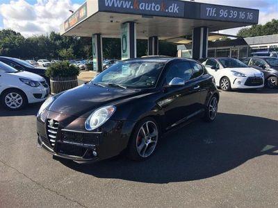 brugt Alfa Romeo MiTo 1,6 JTDM 120HK 3d