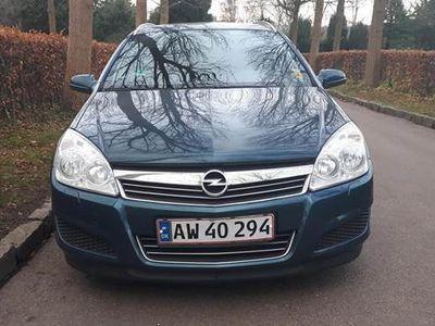 brugt Opel Astra 8