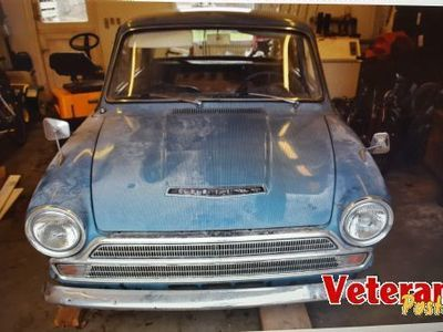 brugt Ford Deluxe Cortina 1.2