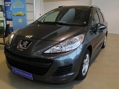 brugt Peugeot 207 1,6 HDi 90 Comfort Plus SW