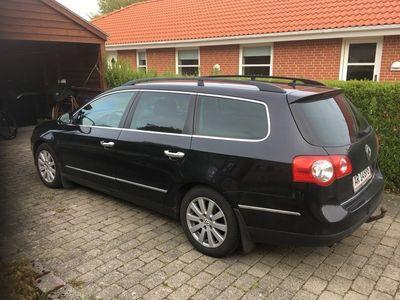 used VW Passat 2,0 TDI DSG