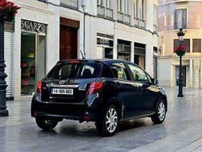 usata Toyota Yaris 1,4 D-4D T2 90HK 5d 6g