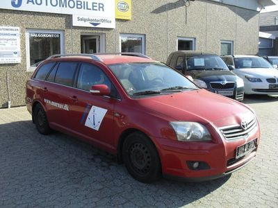 brugt Toyota Avensis 2,2 D-CAT 177 Sol stc.