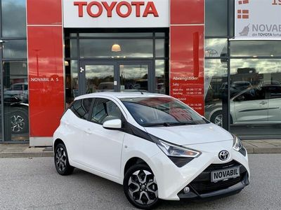 brugt Toyota Aygo 1,0 VVT-I X-Press DAB+ 72HK 5d A+++