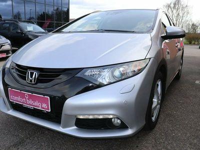 brugt Honda Civic 1,6 i-DTEC Sport Tourer