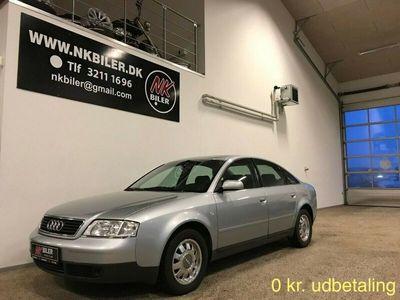brugt Audi A6 1,8 T