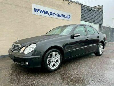 brugt Mercedes E220 2 CDi Elegance aut. 4d