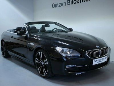 used BMW 640 Cabriolet d 3,0 xDrive aut.