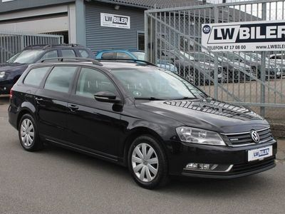 brugt VW Passat 1,6 TDi 105 BlueMotion Variant