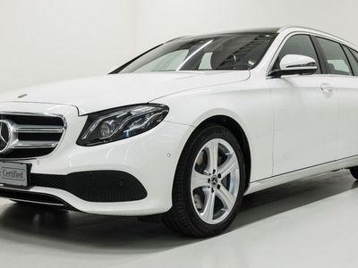 brugt Mercedes E350 Avantgarde stc. aut. 2017