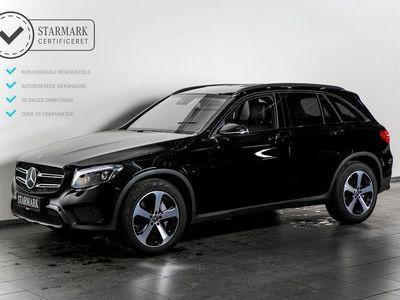 gebraucht Mercedes GLC350 d 3,0 aut. 4-M