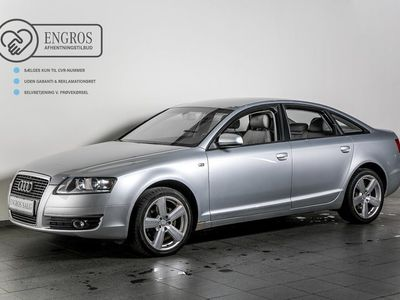 brugt Audi A6 2,4 V6