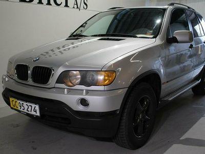 used BMW X5 3,0 D Steptr. Van