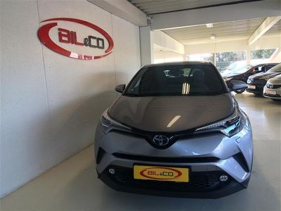 used Toyota C-HR 1,8 B/EL C-LUB Business Multidrive S 122HK 5d Aut.