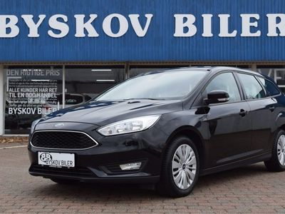brugt Ford Focus 1,0 SCTi 125 Edition st.car