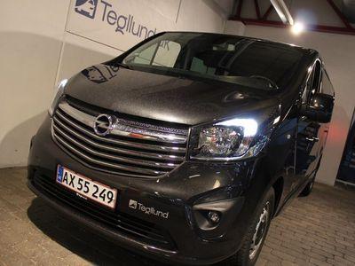 brugt Opel Vivaro 1,6 CDTi 140 Edition L2H1