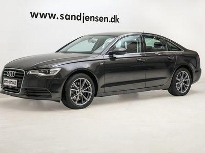 brugt Audi A6 3,0 TDi 245 quattro S-tr.
