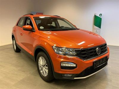 brugt VW T-Roc 1,0 TSI Style 115HK 5d 6g