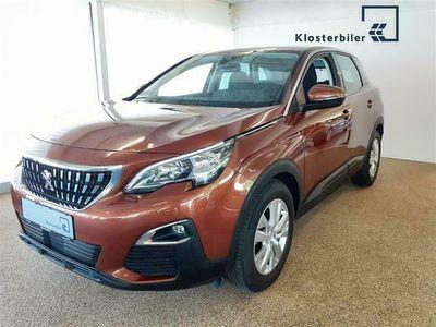 brugt Peugeot 3008 1,2 e-THP Active EAT6 130HK 5d 6g Aut.
