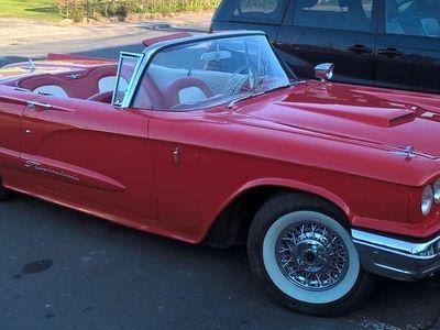 brugt Ford Thunderbird cabriolet