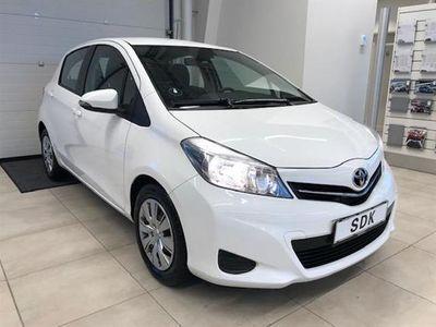 gebraucht Toyota Yaris 1,0 VVT-I T2 Touch 69HK 5d