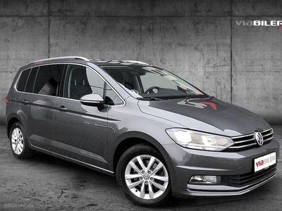 käytetty VW Touran 1,4 TSI BMT Highline DSG 150HK 7g Aut.