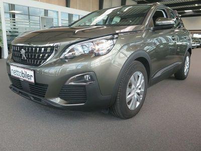 brugt Peugeot 3008 1,6 BlueHDi 120 Active EAT6