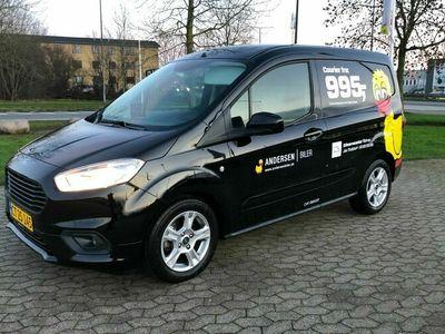brugt Ford Transit Courier 1,0 EcoBoost Limited 100HK Van 6g