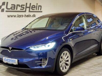 brugt Tesla Model X 100D